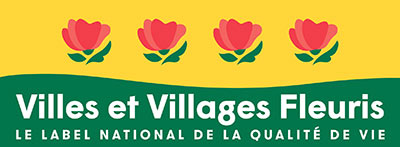 Village fleuri